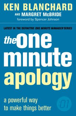 The One Minute Apology