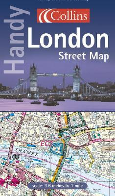 Handy London Street Map