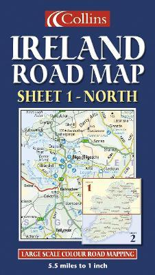 Ireland Road Map: North Sheet 1