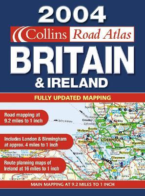 Handy Road Atlas Britain and Ireland 2004