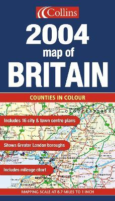 Map of Britain 2004