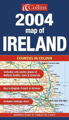 Map of Ireland 2004