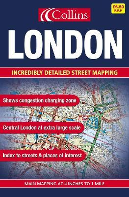 London Street Atlas: Large