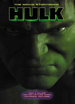 The Hulk: Movie Storybook