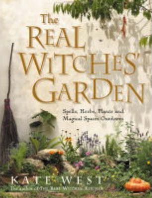 The Real Witches' Garden Cover Image