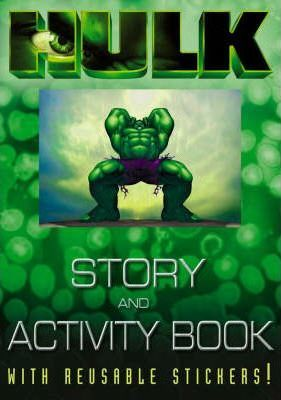 The Hulk: Story and Activity Book