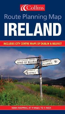 Route Planning Map: Ireland