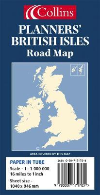 Planners' British Isles Road Map
