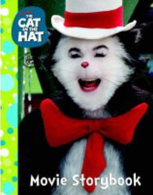 """Dr Seuss' """"The Cat in the Hat"""": Big Movie Storybook"""