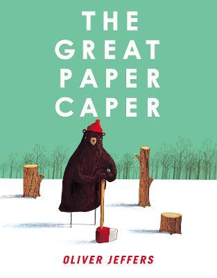 The Great Paper Caper Cover Image