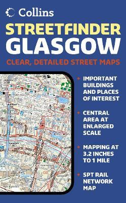 Glasgow Streetfinder Colour Map