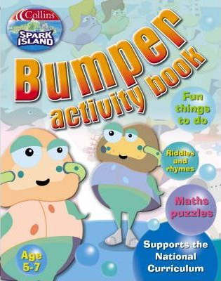 Spark Island: Bumper Activity Book
