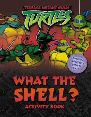 What the Shell?: Activity Book