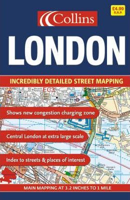 London Street Atlas Small