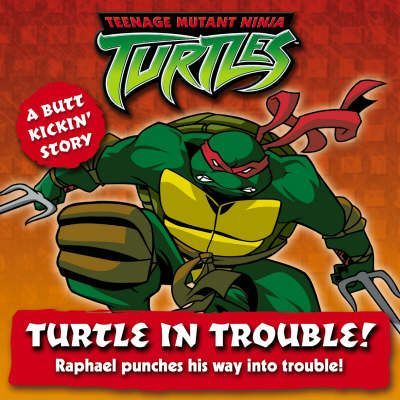 Turtle in Trouble: Graphic Storybook