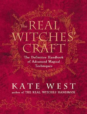 The Real Witches' Craft Cover Image