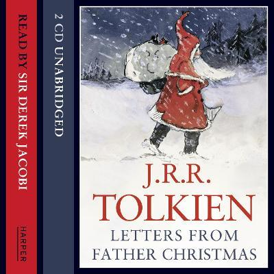Letters from father christmas j r r tolkien 9780007195527 letters from father christmas spiritdancerdesigns