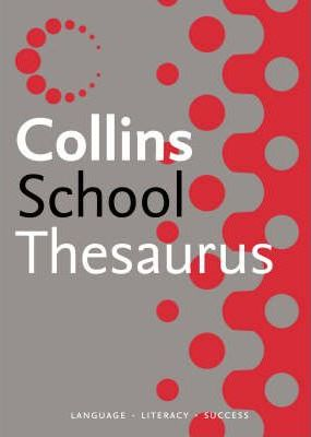 Collins School Thesaurus