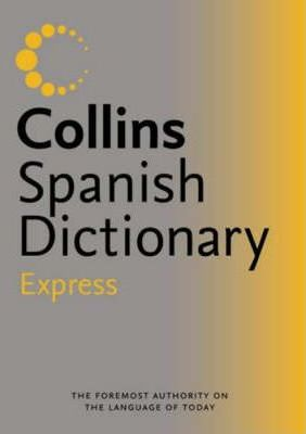 Collins Express Spanish Dictionary