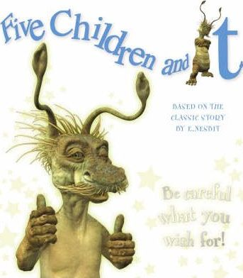 Five Children and It: Picture Book