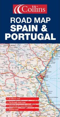 Road Map Spain and Portugal 2005