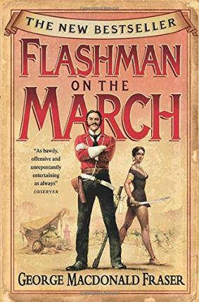 Flashman on the March Cover Image