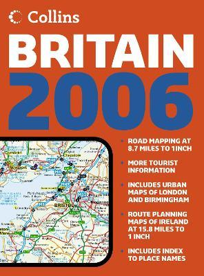 Collins Handy Road Atlas Britain 2006