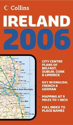 Map of Ireland 2006