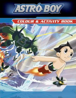 Astro Boy: Colouring and Activity Book No. 1