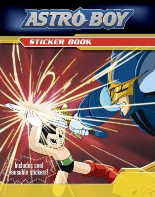 Astro Boy: Sticker Book