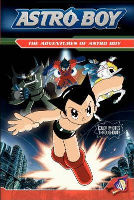 The Adventures of Astro Boy: Chapter Book No. 1