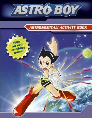 Astronomical!: Activity Book