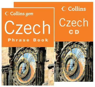 Czech Phrase Book CD Pack