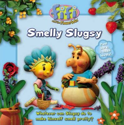 Smelly Slugsy: Read-to-Me Scented Storybook