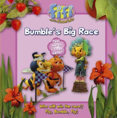 Bumble's Big Race: Read-to-Me Scented Storybook