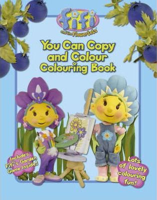 You Can Copy and Colour