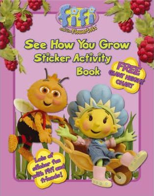 See How You Grow: Sticker Activity Book