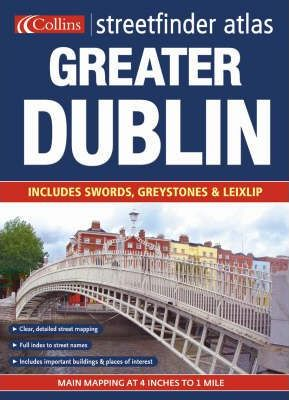 Greater Dublin Streetfinder Atlas: P4
