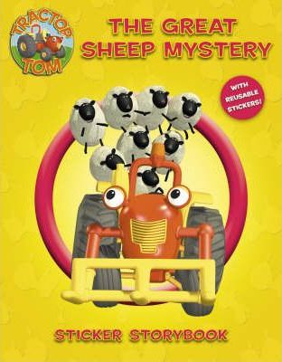 The Great Sheep Mystery: Sticker Storybook no. 1