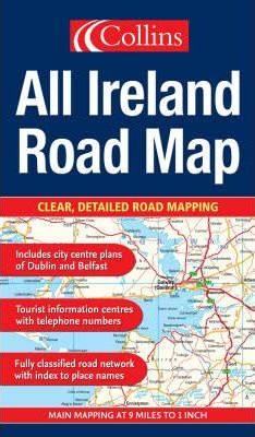 All Ireland Road Map