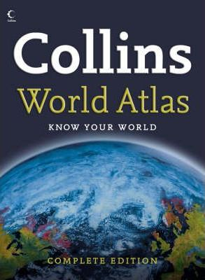 Collins Complete World Atlas