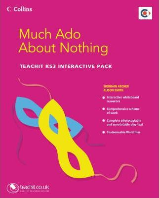 """Much Ado About Nothing"" Teachit KS3: Interactive Pack"