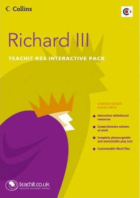 """Richard III"" Teachit KS3: Interactive Pack"