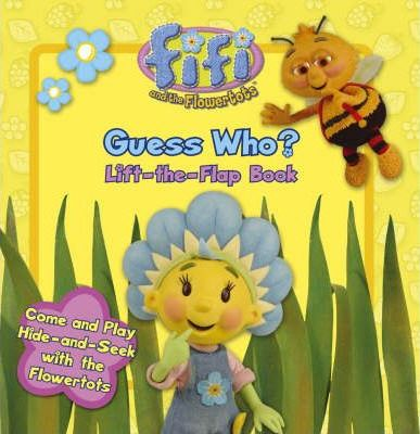 Guess Who? - Lift-the-flap Book