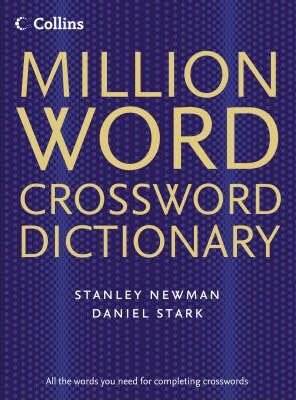 Booktopia ebooks the million word crossword dictionary by.