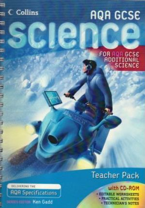Additional Science Teacher Pack