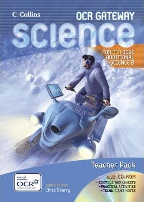 Additional Science Teacher Pack and CD-ROM: Teacher Pack and CD-Rom