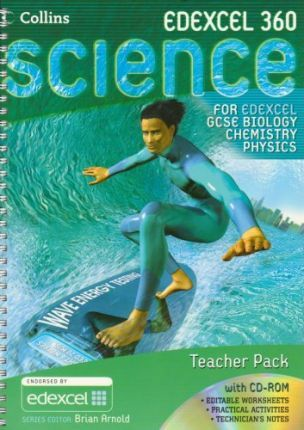 Biology, Chemistry, Physics Teacher Pack and CD-ROM