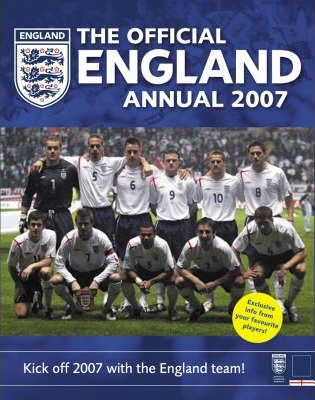 The Official England 2007 Annual 2007