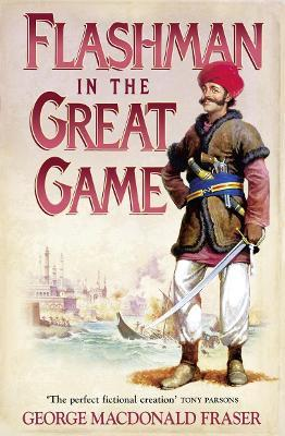 Flashman in the Great Game Cover Image